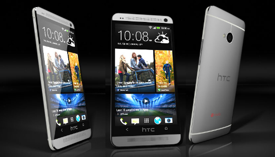 HTC One AT&T Sprint