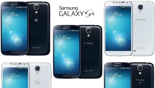 Samsung Galaxy S 4 US