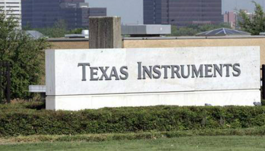 Texas Instruments Chip