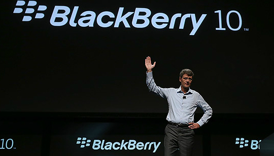 Análisis Futuro BlackBerry