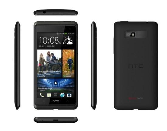 HTC Desire 600 Negro