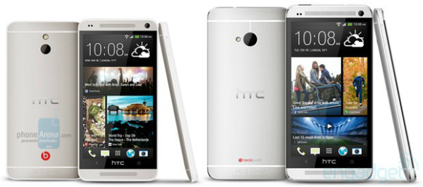 HTC One Mini vs HTC One