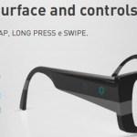 Control Tactil Gafas