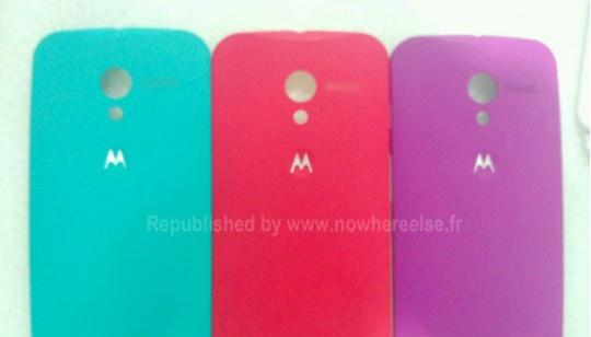Moto X Colores