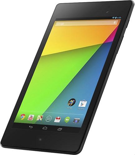Nuevo Nexus 7 Foto