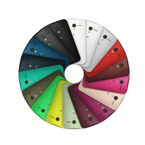 Colores Moto X