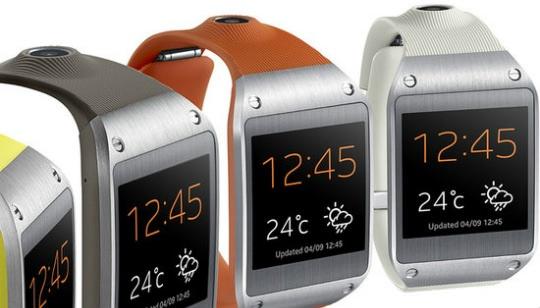 Samsung Galaxy Gear Reloj Inteligente