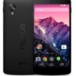 Google Nexus 5 Diseno