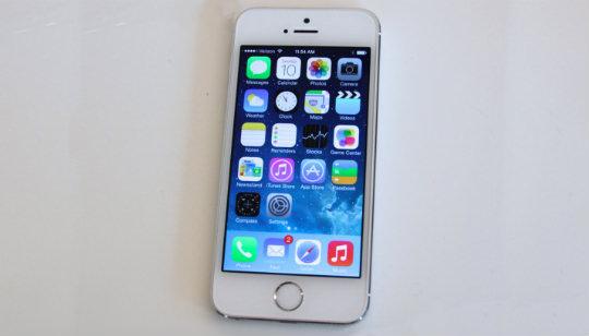 iPhone 5S Nuevo