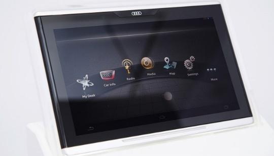 Audi Smart Display Android Tablet_mini