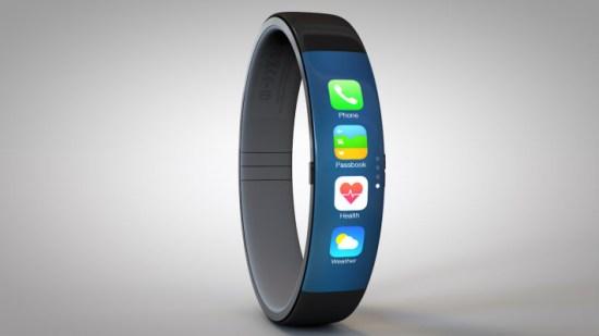 iWatch Reloj Inteligente iOS 7