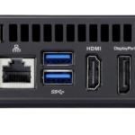 ASUS Chromebox Conectores