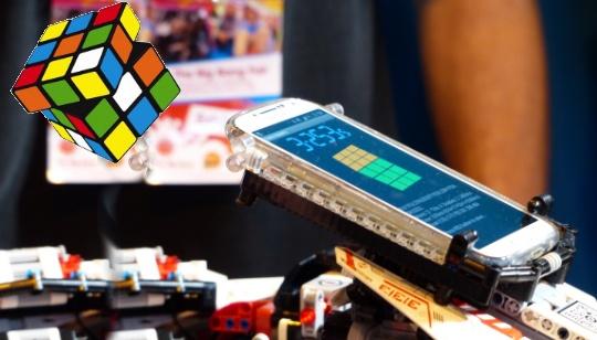 Android Cubo de Rubik