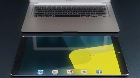 iPad Pro de Lado