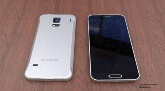 Samsung Galaxy F Foto
