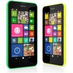 Lumia 630 y 635