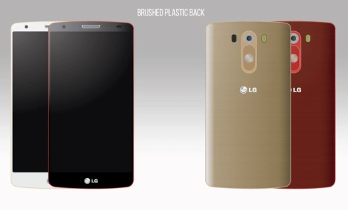 LG G3 Colores