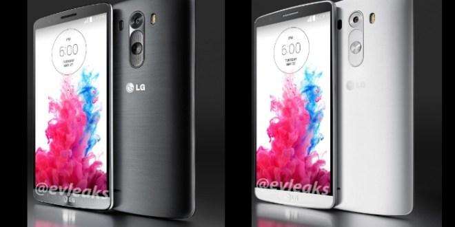 LG G3 Fotos Sensor
