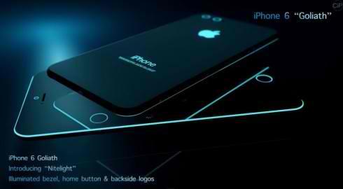 iPhone 6 Iluminado