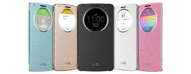 LG G3 QuickCircle