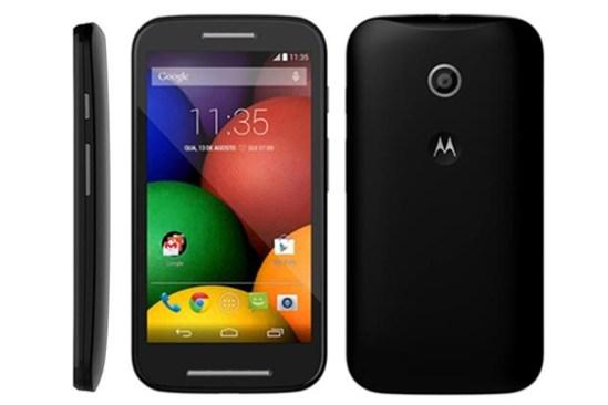 Celular Moto E
