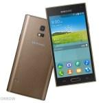 Samsung Z Dorado