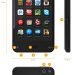 Detalles Fire Phone