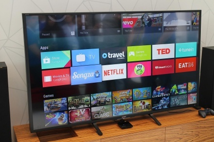 Android TV Demo