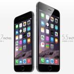iPhone 6 vs. iPhone 6 Plus