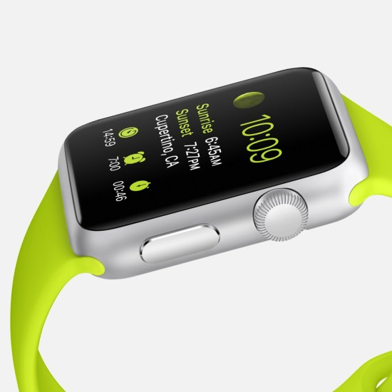Apple Watch (Reloj inteligente)
