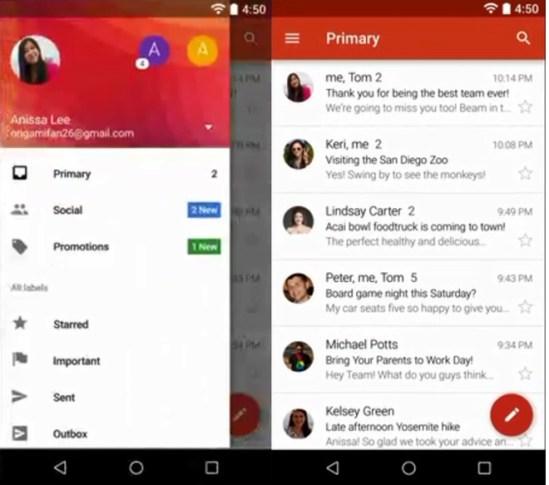 Gmail-yahoo-outlook