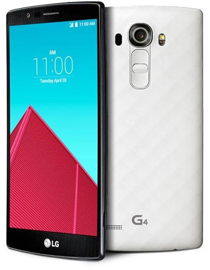 LG G4 Blanco
