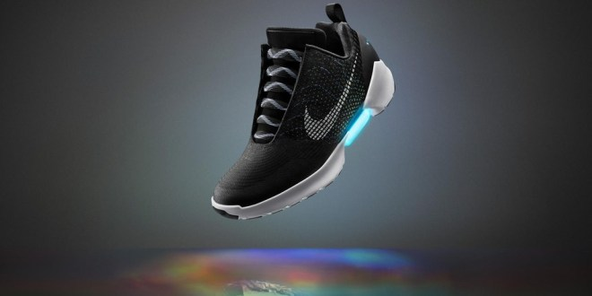 Tenis Nike HyperAdapt