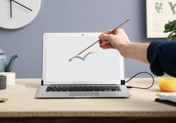 Airbar-computador-tactil