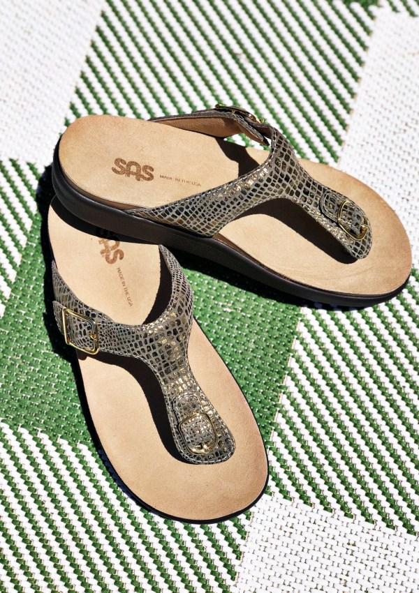 SAS-sy Sandals