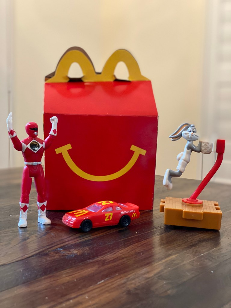 McDonald's Happy Meal 40th Anniversary