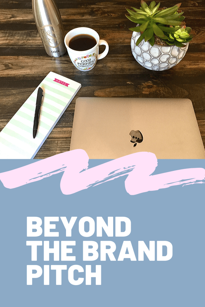beyond the brand pitch