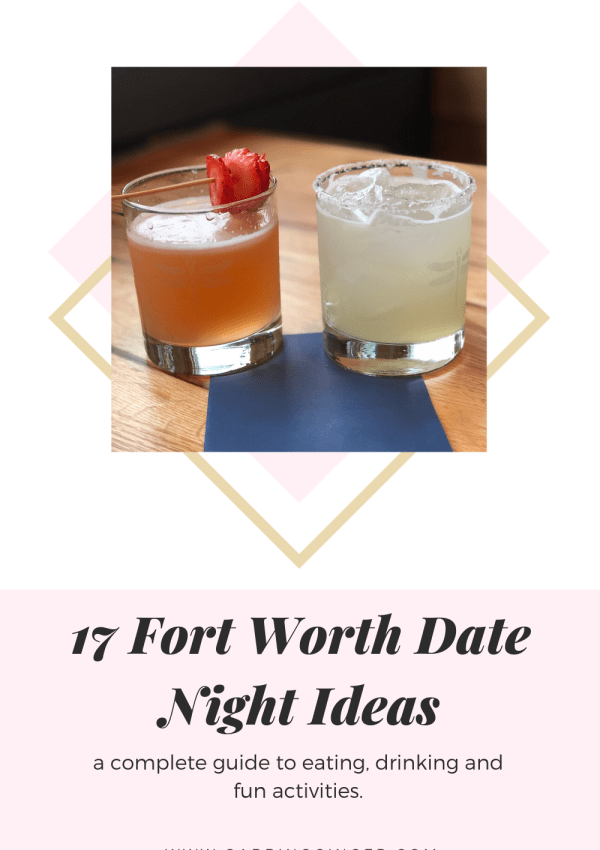 Fort Worth Date Night Ideas