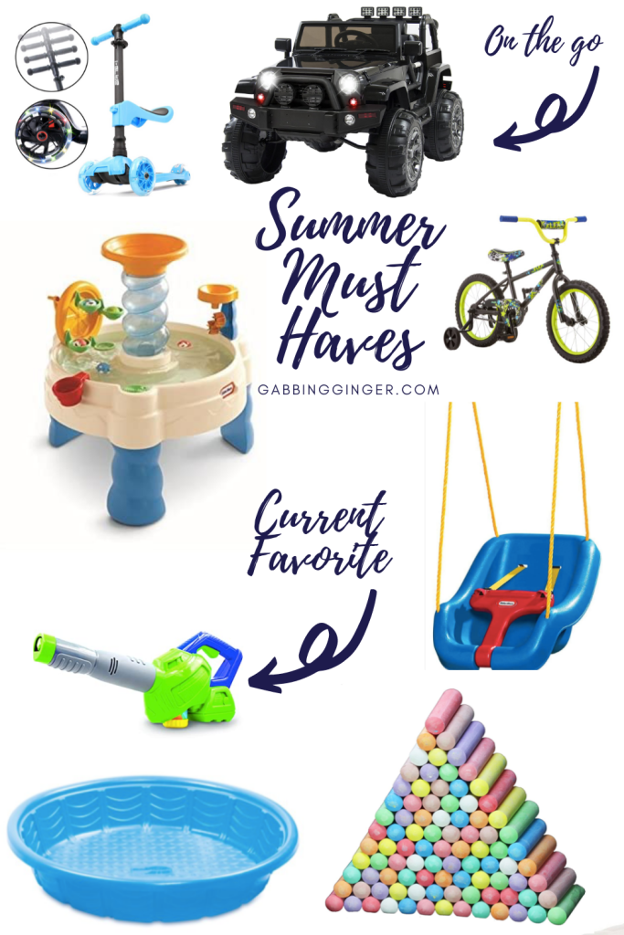 summer must haves