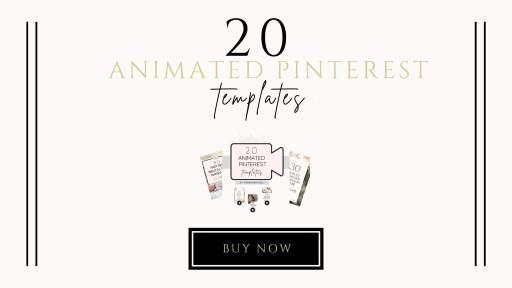 20 animated pinterest templates