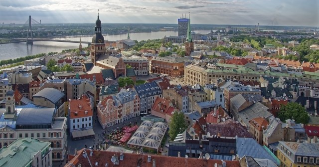 how to spend a weekend in riga-latvia-old-town