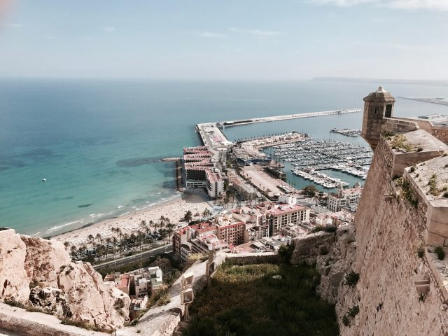 views Alicante Spain