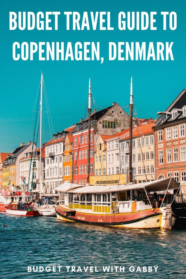 BUDGET TRAVEL GUIDE TO COPENHAGEN, DENMARK-2