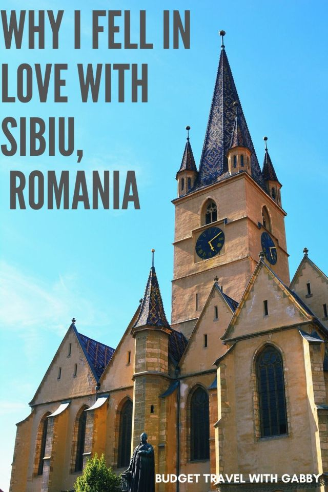 WHY I FELL IN LOVE WITH SIBIU, ROMANIA