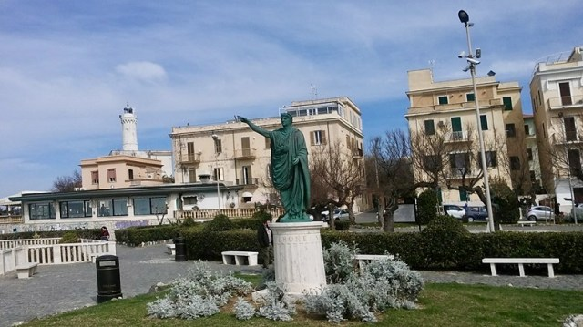 Anzio Italy small town day trip from rome