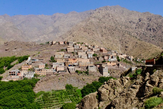 aroumd Atlas Mountains imlil Morocco budget travel guide