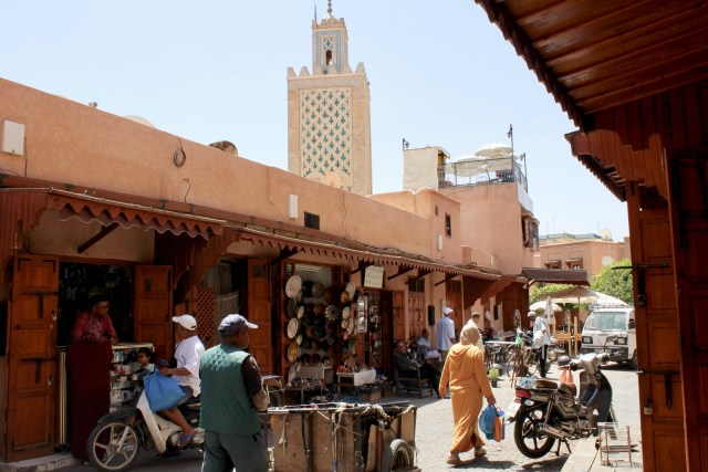 Morocco travel moments of study abroad