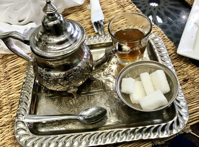 best things to do in marrakech morocco mint tea