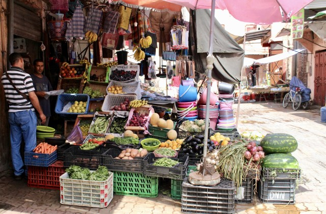 best things to do in marrakech fruit