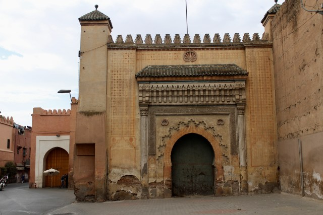 best things to do in marrakech architecture